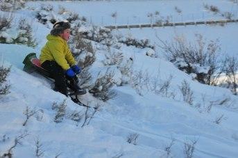 Jeremiah kamikaze off trail style