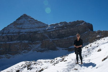That's the peak!