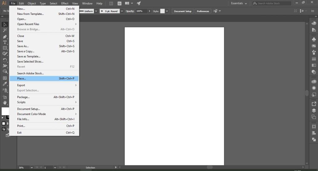 adobe_illustrator_place.mapsIllustrator