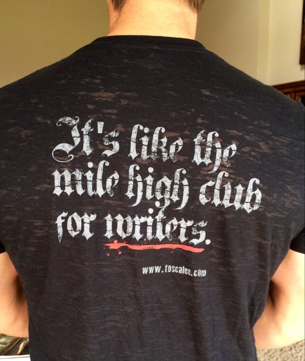 000 Word Shirt Tosca Lee