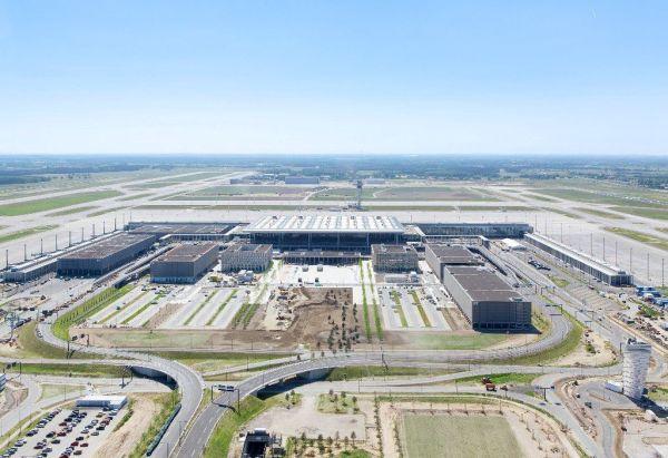 Aeropuerto de Berlín-Brandenburg, en Alemania