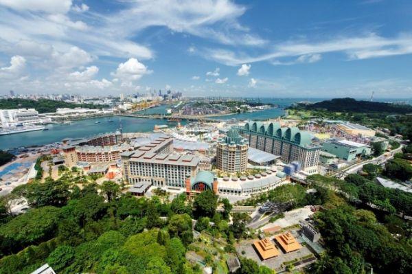 Resorts World Sentosa, en Singapur