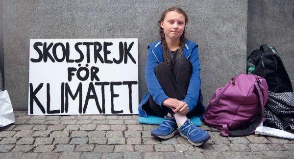 huelga cambio climático