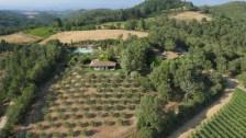 Il Diaccino Aerial View