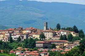 Bezoek Bibbiena in Toscane