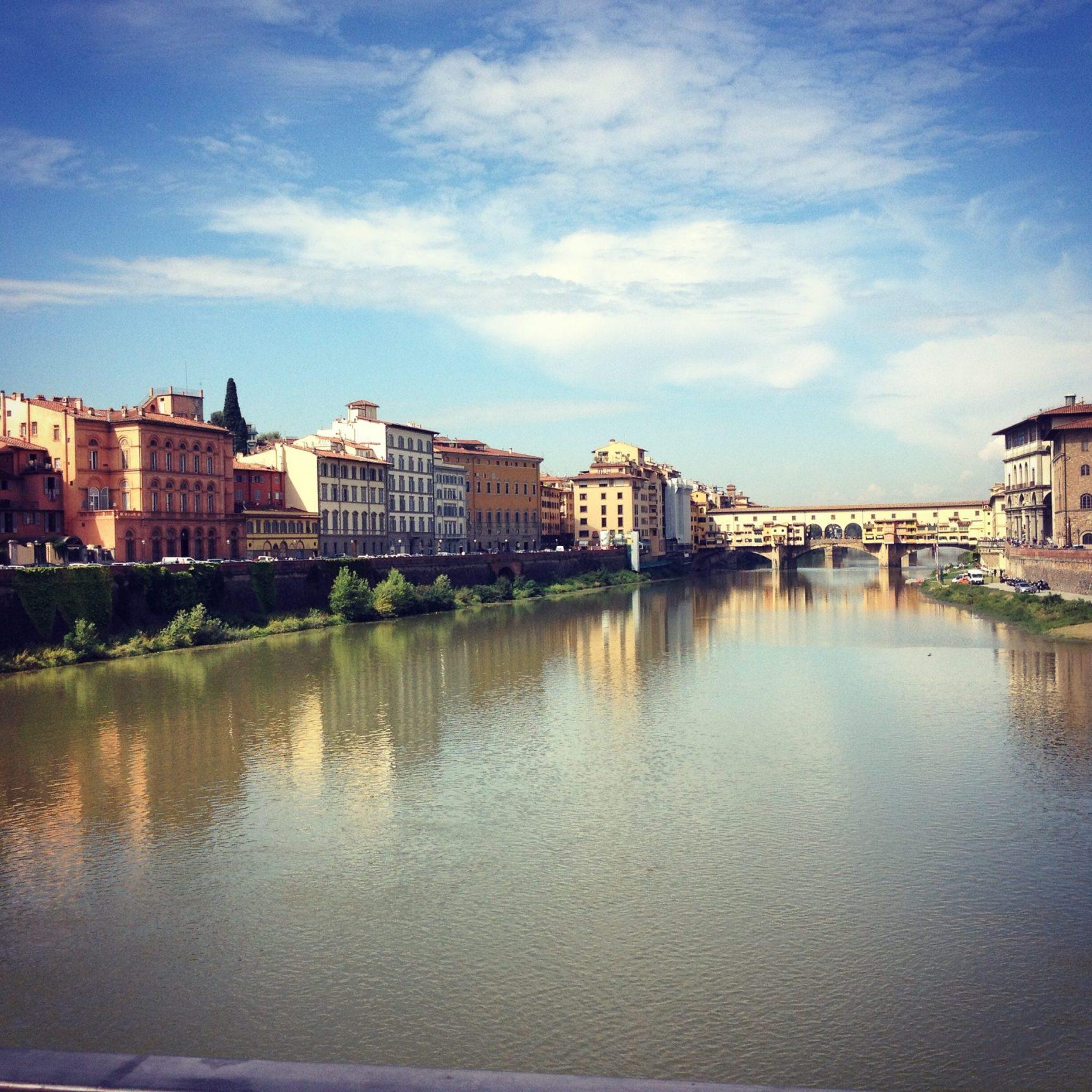Bezoek Florence Toscane Vakantievilla