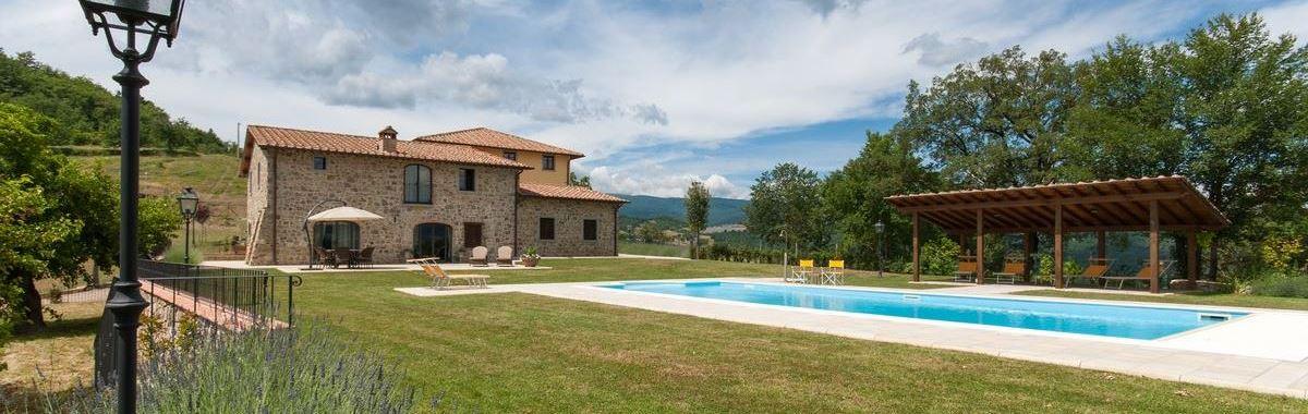 Vakantiehuis Toscane met zwembad – Casa Giglio – 6 personen
