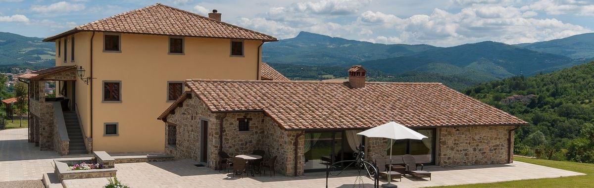 Vakantiehuis Toscane met zwembad – Casa Girasole – 4 personen