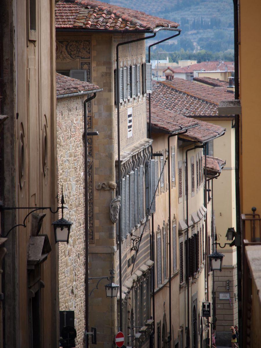 Arezzo, Tuscany Holiday Villa 'Borgo La Casa'