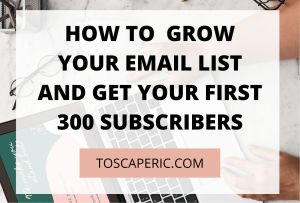 email list yoga marketing tips