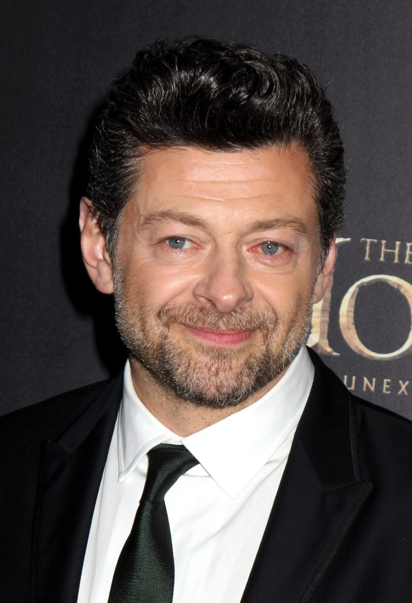 Andy Serkis Answers 10 Questions Force Awakens