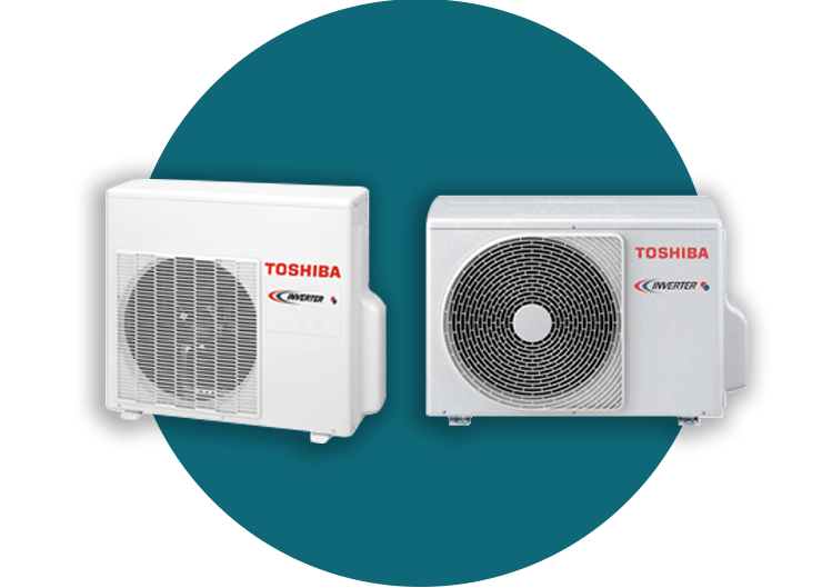 Multi Split System Air Conditioner  Quiet  Attractive