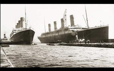 タイタニックの事故は保険金詐欺?沈んだ船はまさ …