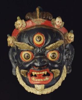 Máscara Mahakala