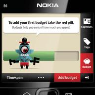 Nokia E6 budgets