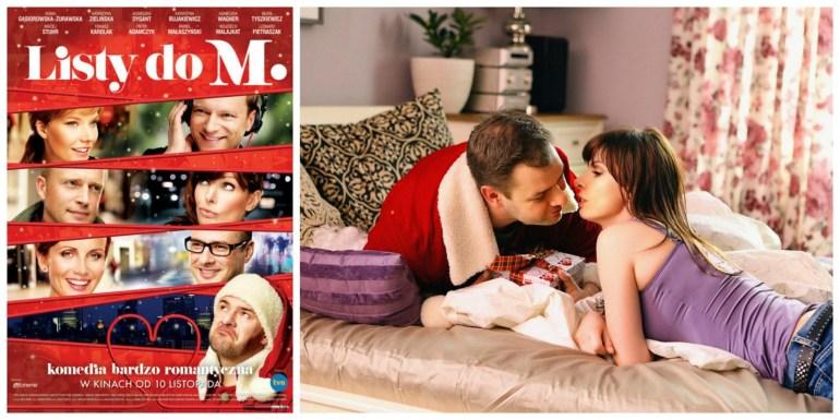 top 10 komedii romantycznych - Listy do M