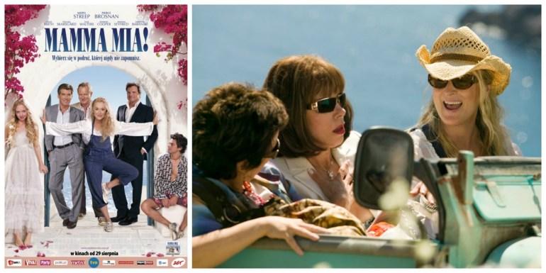 top 10 komedii romantycznych - Mamma Mia!