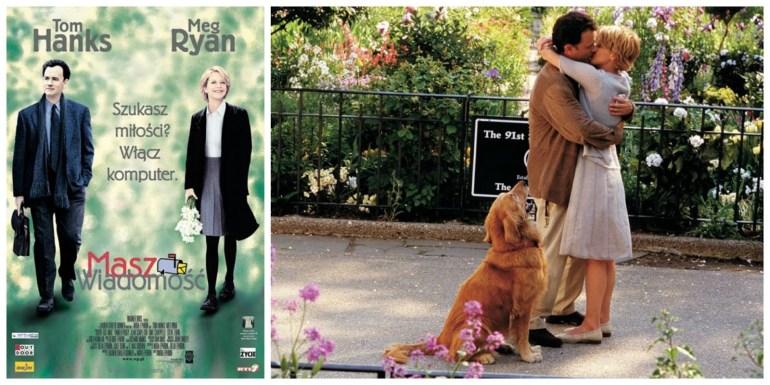 top 10 komedii romantycznych - Masz wiadomość