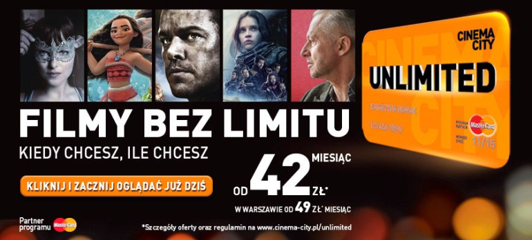 Cinema City Unlimited