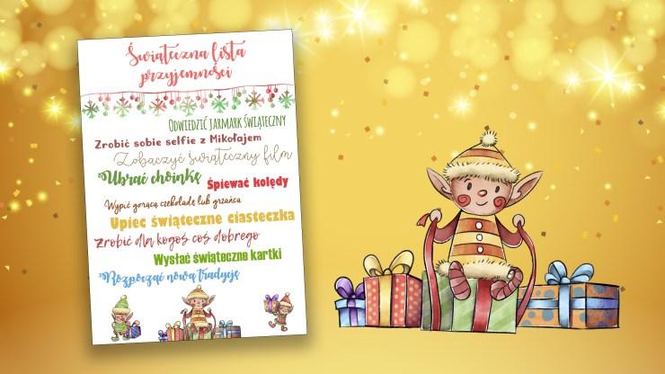Świąteczna lista przyjemności