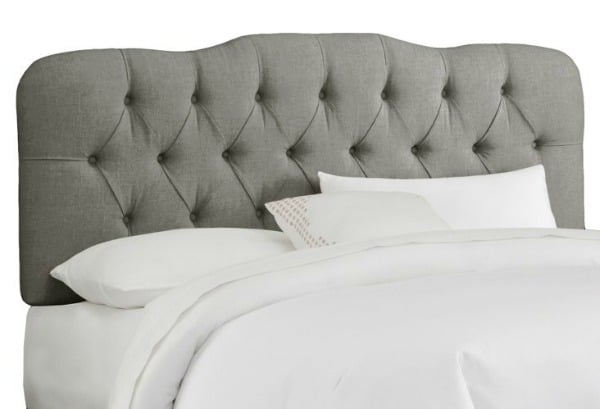 15 Gorgeous Affordable Upholstered Headboards