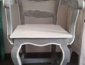 silla mexicana renovada