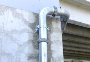 橋梁用鋼製排水管例