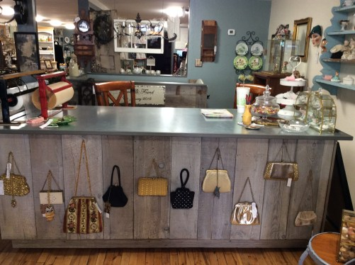 Looking for a purse for a special event? We have a nice selection of vintage purses!