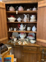 T & F has a lovely selection of Ironstone.