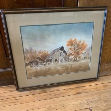 Art Robbins Watercolor