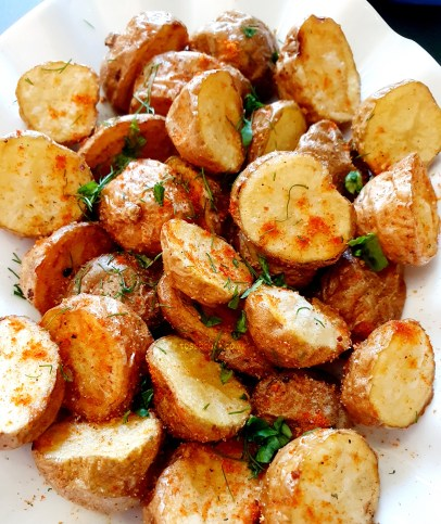 Mexican Fried Potatoes
