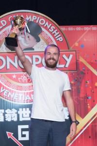 MONOPOLY WORLD CHAMPIONSHIP 2