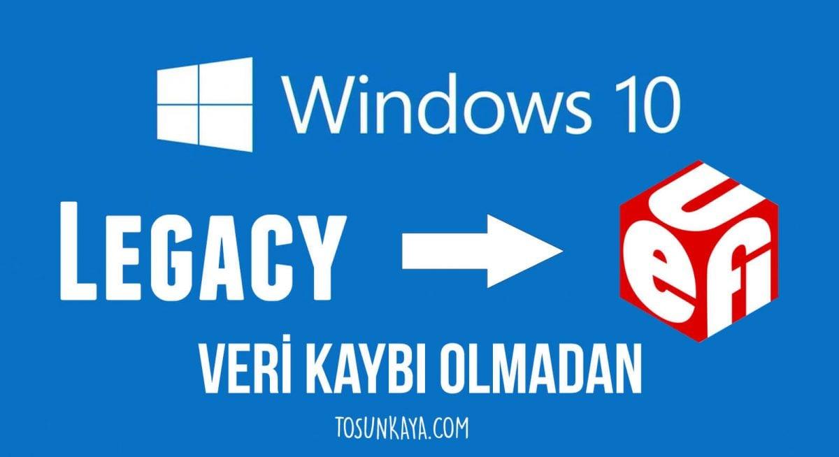 windows 10 legacy uefi