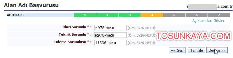 adsoyad.com.tr domain alma belgesiz nic.tr 14
