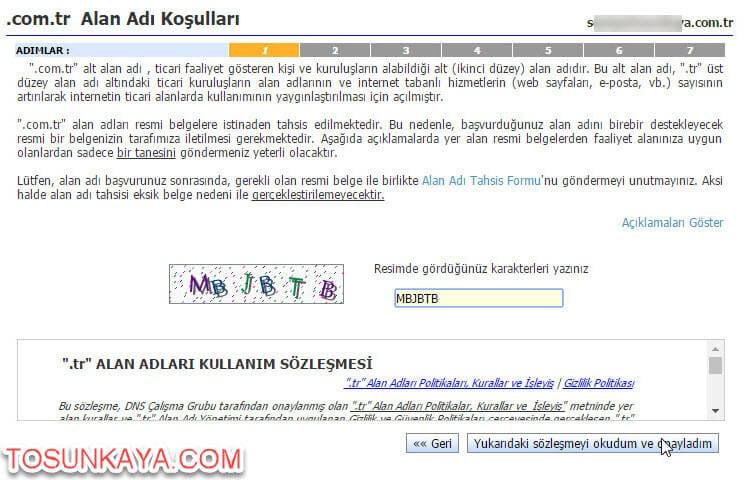 adsoyad.com.tr domain alma belgesiz nic.tr 2