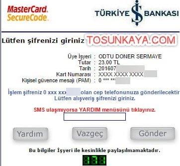adsoyad.com.tr domain alma belgesiz nic.tr 21 banka ödemesi