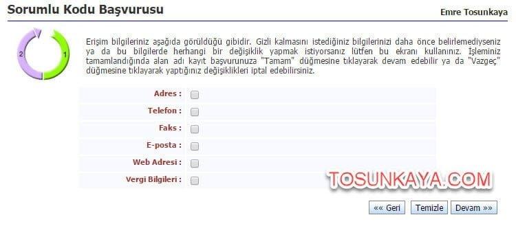 adsoyad.com.tr domain alma belgesiz nic.tr 8 bilgi gizleme