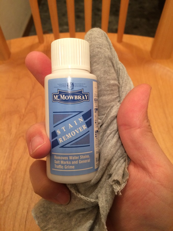 Stain-remover