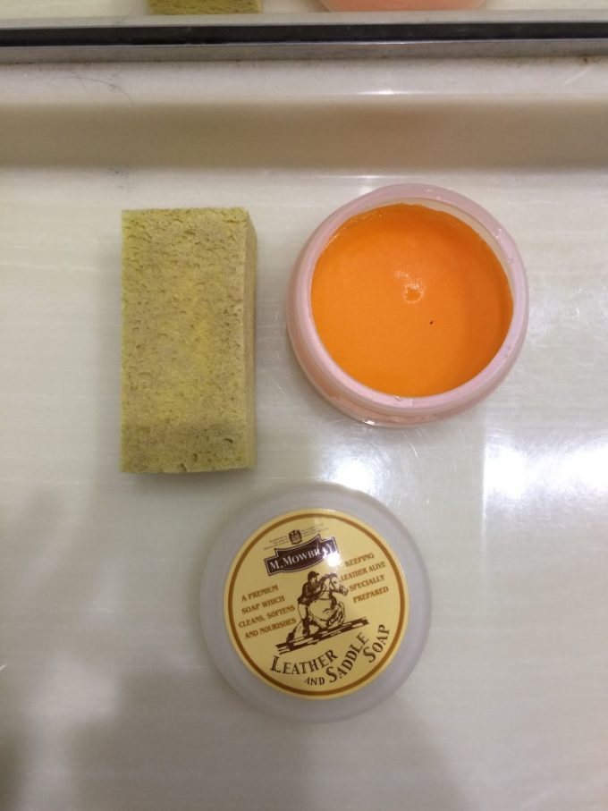 Saddle-soap