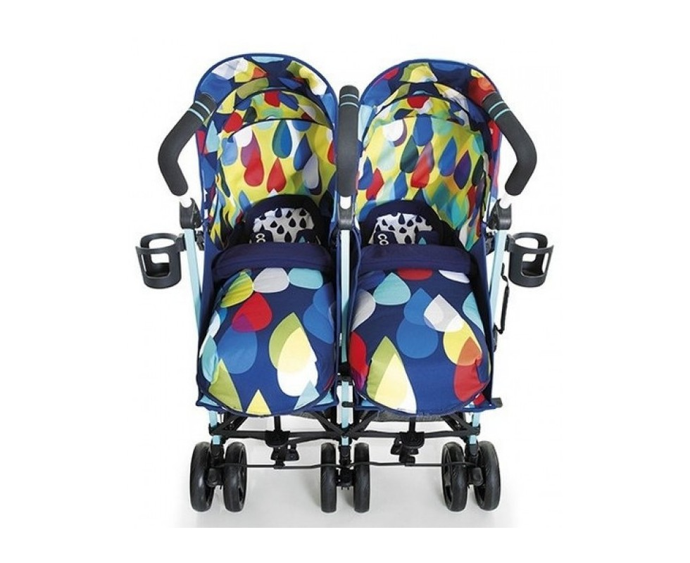 Cosatto To  Fro Duo Twin Pitter Patter gemelar  TOTaLOT