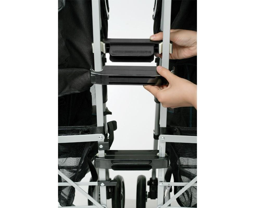 Conectores de sillas o carritos