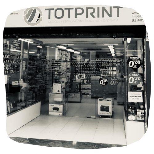 exterior-tienda-totprint-cartuchos-barcelona