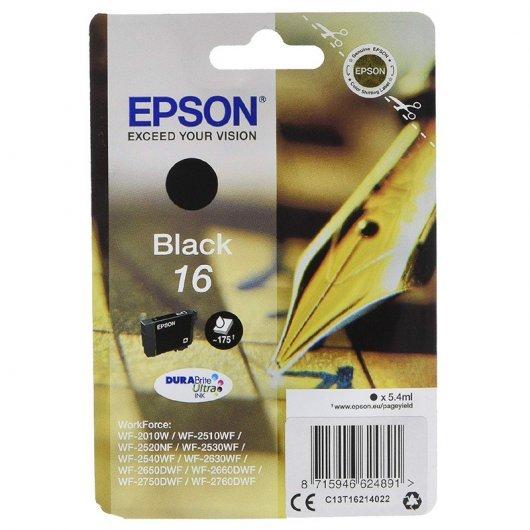 EPSON 16 TINTA NEGRA