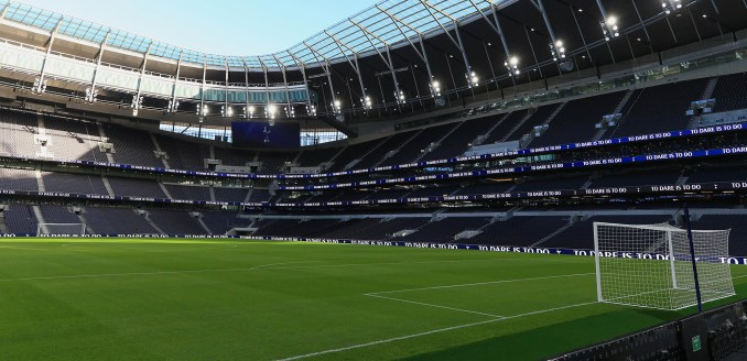 Image result for New Tottenham stadium