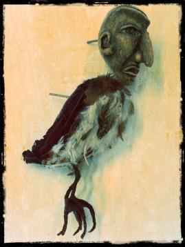 'The Harpie', Four of Swords Theatre's Jason & The Argonauts, 2015