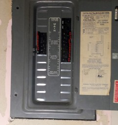 replace fuse box replace fpe breakers total electric 100 amp fuse electrical box [ 3096 x 4128 Pixel ]
