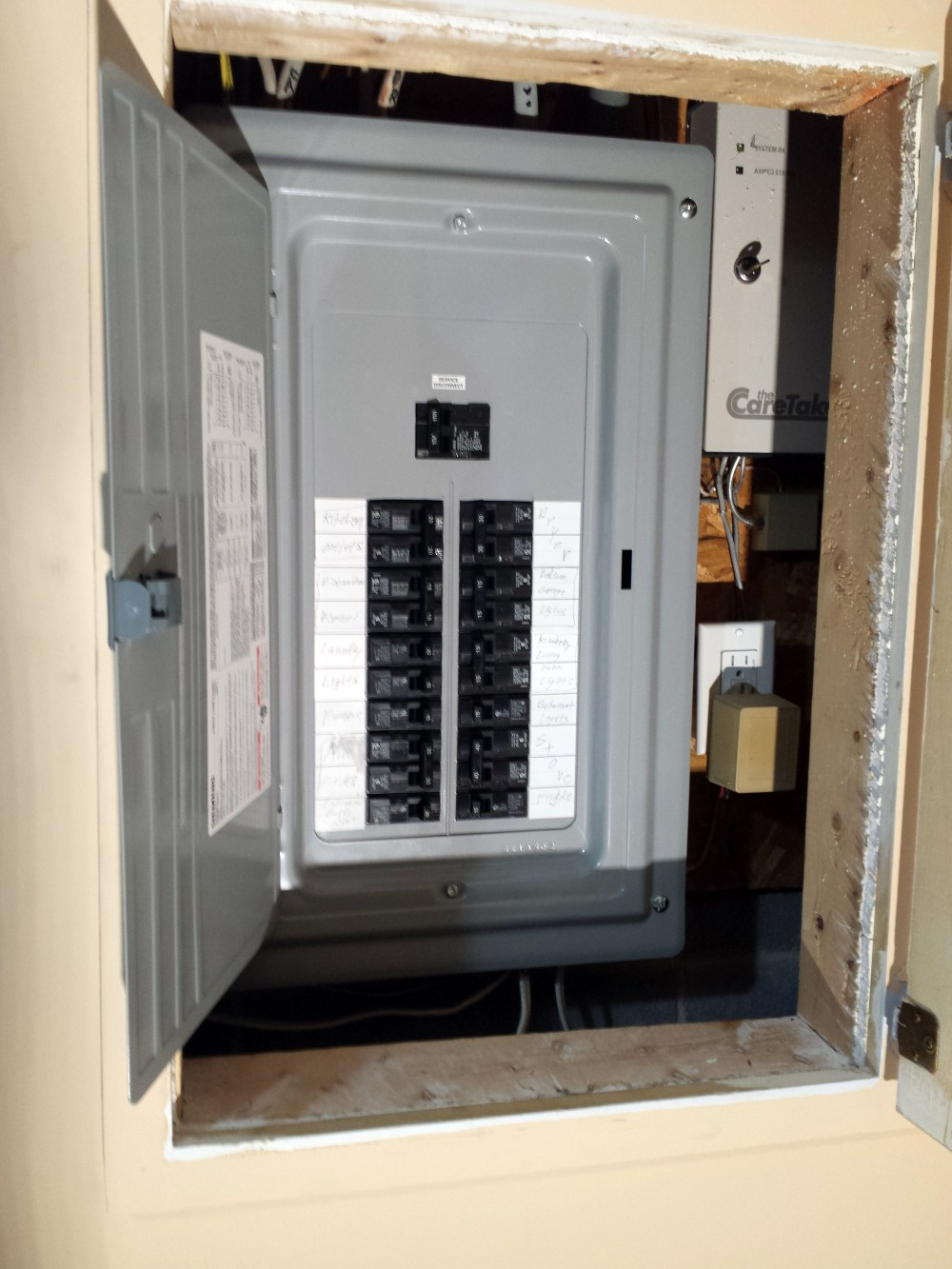 medium resolution of 100 amp fuse box replacement in coon rapids