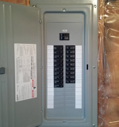 replace fuse box replace fpe breakers total electric 100 amp fuse box in house [ 2728 x 4072 Pixel ]