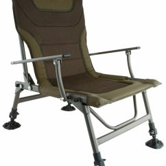 Fishing Chair With Arms Jefferson Rocking Fox New Carp Duralite Green Lightweight Arm