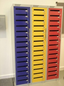 post box locker